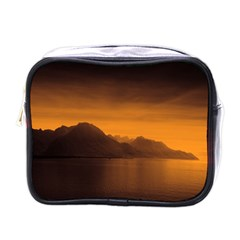 Waterscape, Switzerland Single Sided Cosmetic Case
