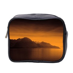 Waterscape, Switzerland Twin Sided Cosmetic Case