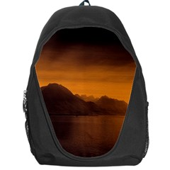 Waterscape, Switzerland Backpack Bag