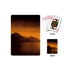 Waterscape, Switzerland Playing Cards (Mini)