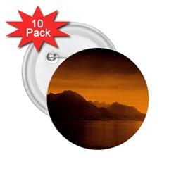 Waterscape, Switzerland 10 Pack Regular Button (Round)