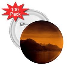Waterscape, Switzerland 100 Pack Regular Button (Round)