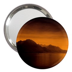 Waterscape, Switzerland 3  Handbag Mirror