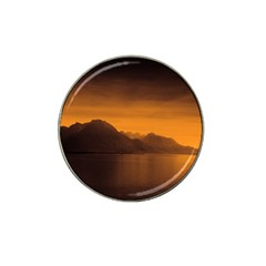 Waterscape, Switzerland Golf Ball Marker (for Hat Clip)