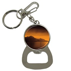 Waterscape, Switzerland Key Chain with Bottle Opener