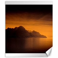 Waterscape, Switzerland 20  x 24  Unframed Canvas Print