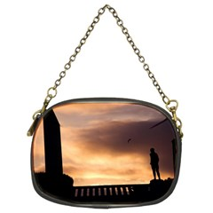 Vigeland Park, Oslo Twin-sided Evening Purse