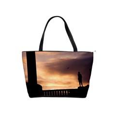 Vigeland Park, Oslo Large Shoulder Bag