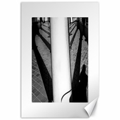 lines 24  x 36  Unframed Canvas Print