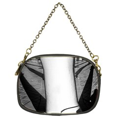 lines Single-sided Evening Purse
