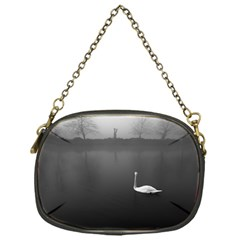 swan Single-sided Evening Purse