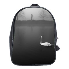 Swan Large School Backpack