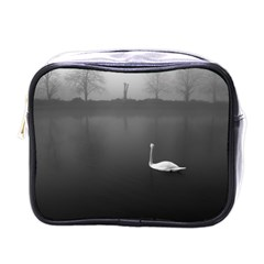 Swan Single Sided Cosmetic Case