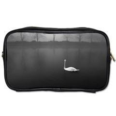 swan Twin-sided Personal Care Bag