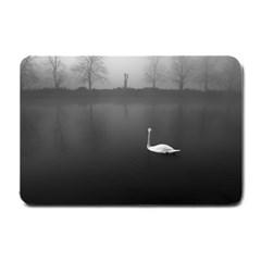 Swan Small Door Mat