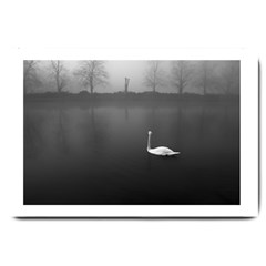 Swan Large Door Mat
