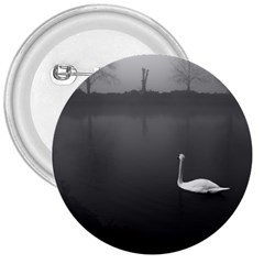 swan Large Button (Round)