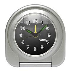 swan Desk Alarm Clock