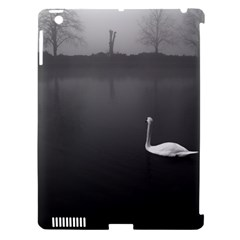 swan Apple iPad 3/4 Hardshell Case (Compatible with Smart Cover)