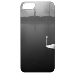 swan Apple iPhone 5 Classic Hardshell Case