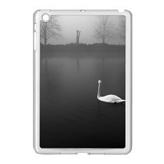 swan Apple iPad Mini Case (White)