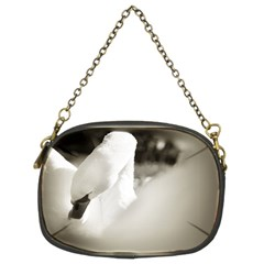 swan Twin-sided Evening Purse
