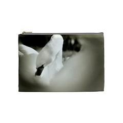 swan Medium Makeup Purse