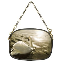 Swan Twin Sided Evening Purse