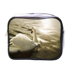 swan Single-sided Cosmetic Case