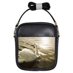 swan Kids  Sling Bag