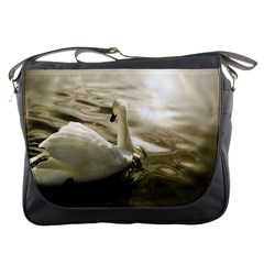 swan Messenger Bag