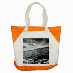 Sailing Snap Tote Bag