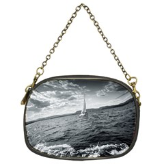 sailing Twin-sided Evening Purse