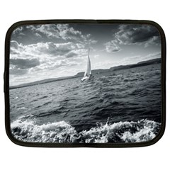 sailing 13  Netbook Case