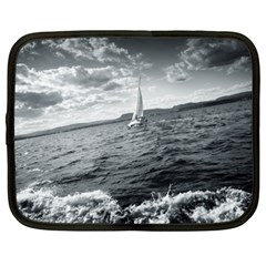 sailing 15  Netbook Case