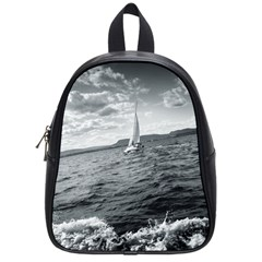 sailing Small School Backpack