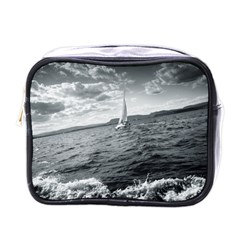 Sailing Single Sided Cosmetic Case
