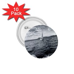 Sailing 10 Pack Small Button (round)