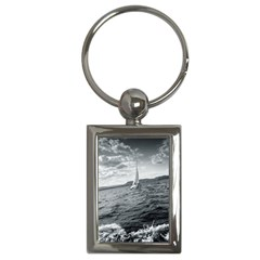 Sailing Key Chain (rectangle)