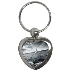 Sailing Key Chain (heart)