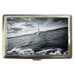 sailing Cigarette Box