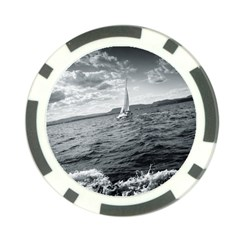 Sailing 10 Pack Poker Chip