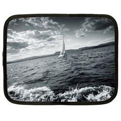 sailing 15  Netbook Case
