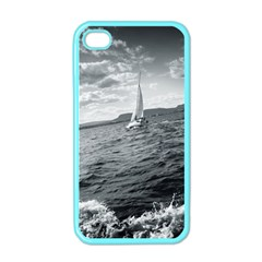 sailing Apple iPhone 4 Case (Color)