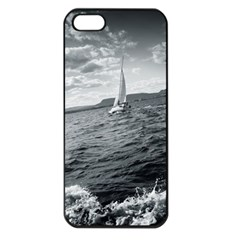 Sailing Apple Iphone 5 Seamless Case (black)