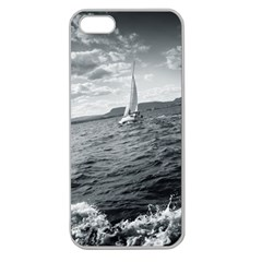 sailing Apple Seamless iPhone 5 Case (Clear)