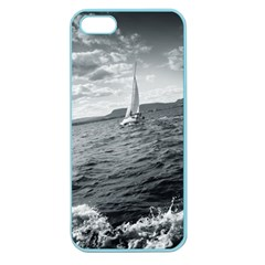 sailing Apple Seamless iPhone 5 Case (Color)