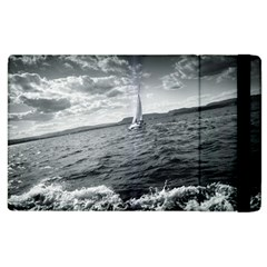 sailing Apple iPad 2 Flip Case