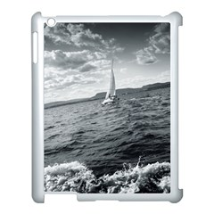 sailing Apple iPad 3/4 Case (White)
