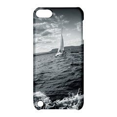 Sailing Apple Ipod Touch 5 Hardshell Case With Stand